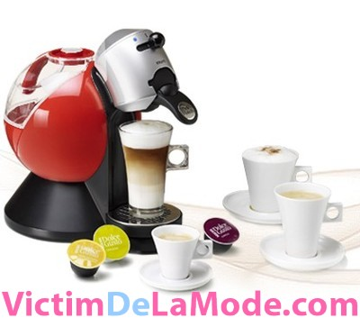 machine nescafe dolce gusto bloque. Black Bedroom Furniture Sets. Home Design Ideas