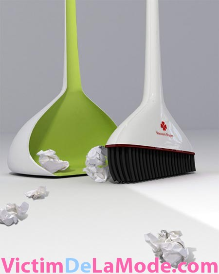 Balais aspirateur broom vacum