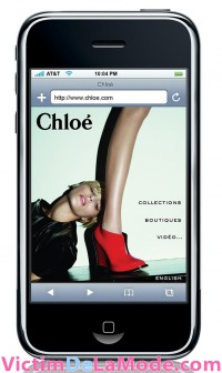 chloe iphone
