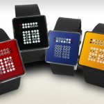 Tibida de Tokyoflash encore une montre LED