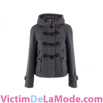 duffle coat burberry homme
