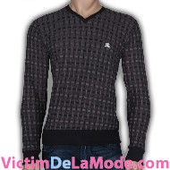 pull burberry homme