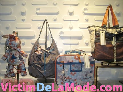 Stella McCartney Designs for LeSportsac, NY