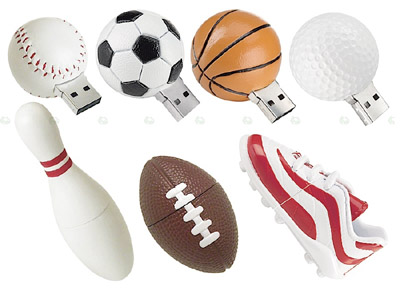 sport usb flash by green house