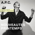 A.P.C Collection printemps 2009