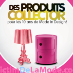 Kartell pour Made in design : Bourgie & Componobili