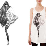 Laura Laine pour H&M la collection divide art