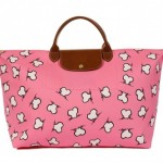 Longchamp sac à main pliage By Jeremy Scott