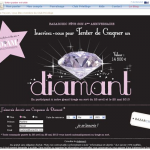 Diamands are the girls best friends !