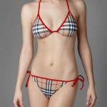 Maillots de bain Burberry collection 2010