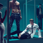 "Dsquared² en campagne ""aseptic chic"""
