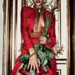 Christmas with Rihanna