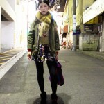 Street style made in Japan