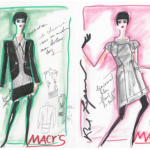 Karl Lagerfeld pour les grands magasins Macy's
