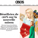 CODE REDUCTION ASOS