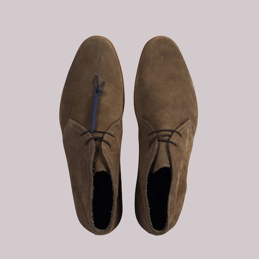 Chaussures montantes JULES