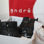 Shopping du jour : les boots Mention d'André
